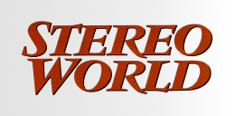 Stereo World magazine logo