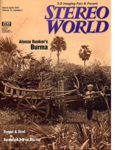 Stereo World Magazine (cover) Vol 43 No 5